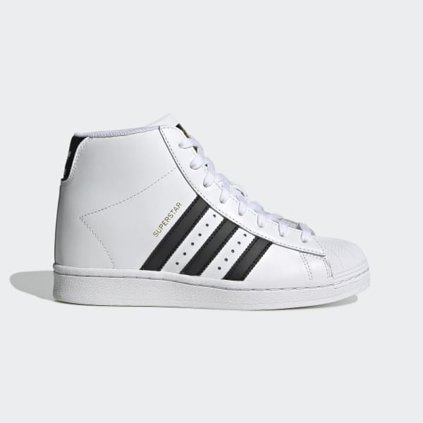 Alrededor Humo balcón  adidas Superstar Up Shoes - White | adidas US