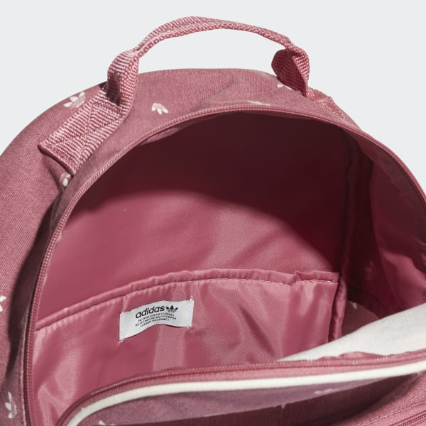adidas Trefoil Classic Backpack - Pink  2d3d2f1a22194