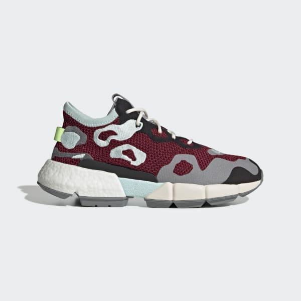 adidas POD-S3.2 ML Shoes - Burgundy