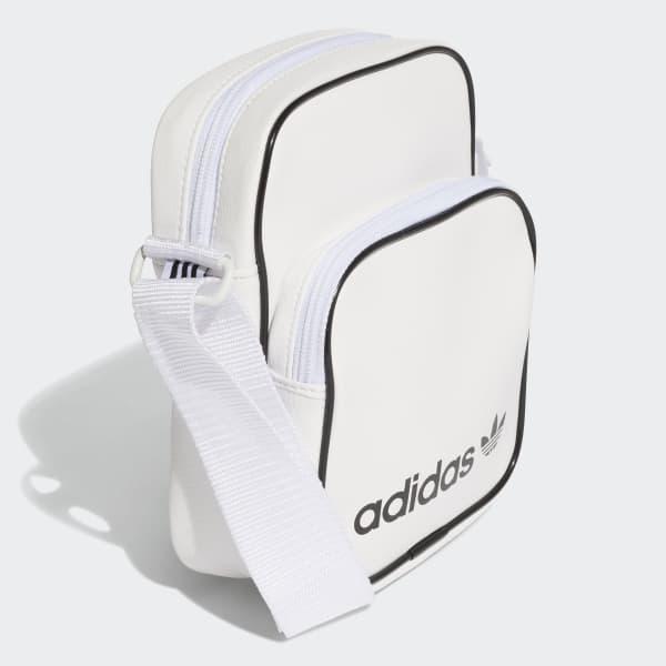 3e7c2c6fd4a1 adidas Mini Vintage Bag - White