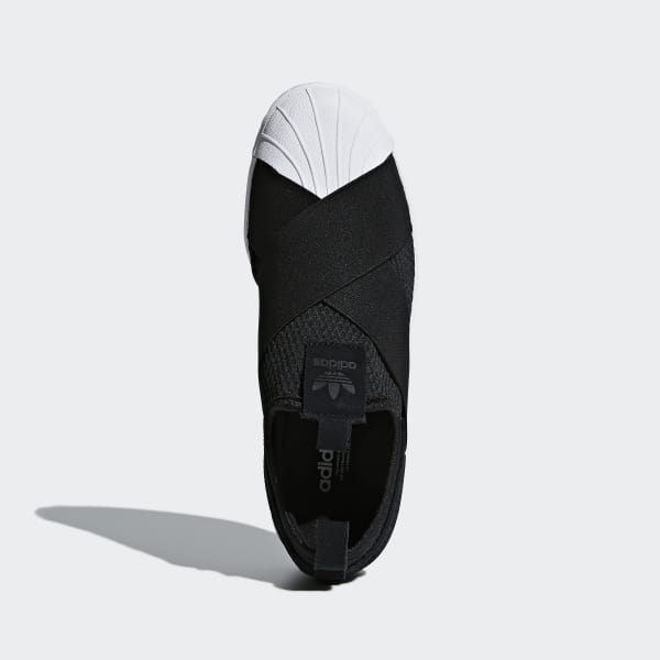 7387760bb Tênis Superstar Slip-on - Preto adidas | adidas Brasil