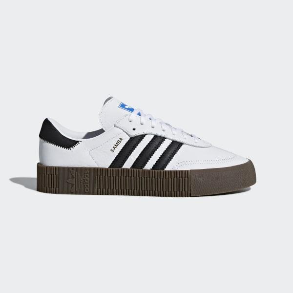 adidas SAMBAROSE Schuh Weiß | adidas Deutschland