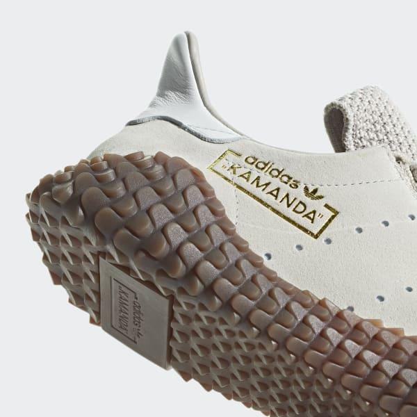 buy popular dc322 33398 adidas Kamanda 01 Shoes - Brown   adidas UK