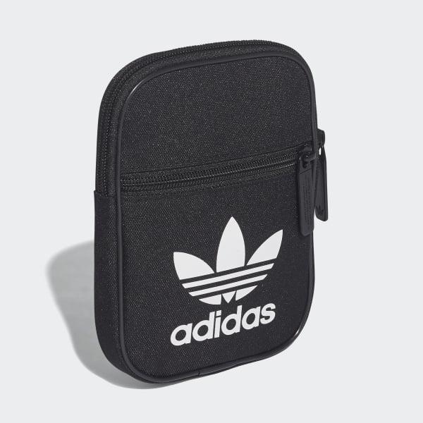 fd93bf0070 adidas Trefoil Festival Bag - Black