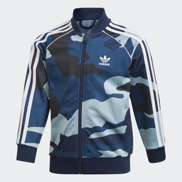 Camouflage SST Track Suit