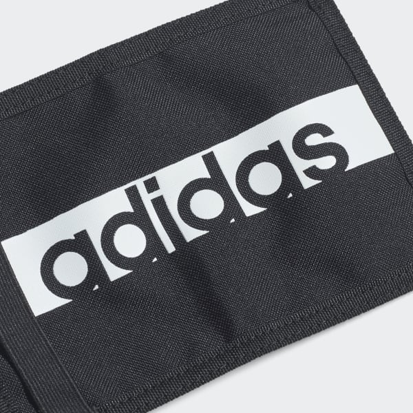 Arado tornillo Gimnasia  adidas Linear Performance Wallet - Black | adidas Turkey