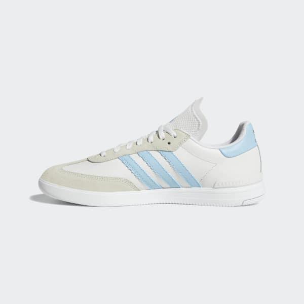 the latest 383e3 c31bf adidas Samba ADV Shoes - White   adidas Belgium