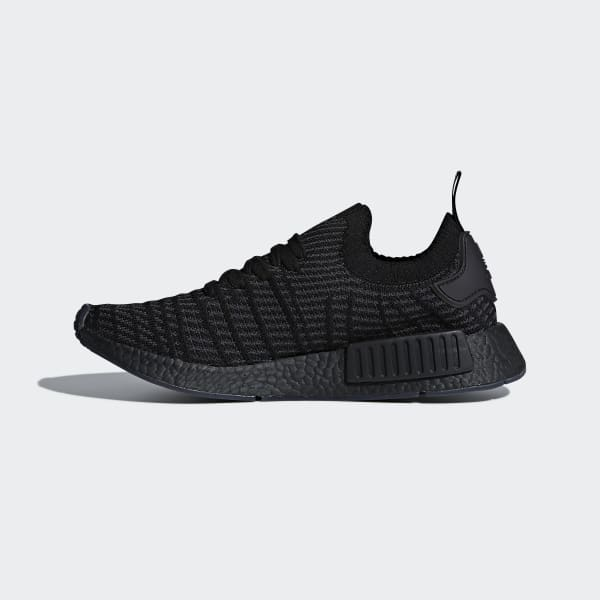 Adidas Nmd R1 Stlt Primeknit Shoes Black Adidas Us