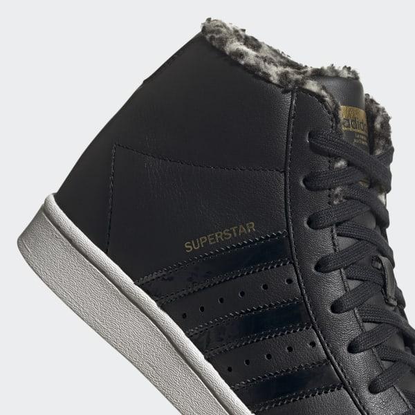 adidas Superstar Up Shoes - Black   FY4794   adidas US