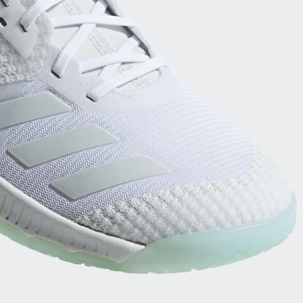 adidas Obuv Crazyflight X 2.0 Mid - bílá  94619da8ba
