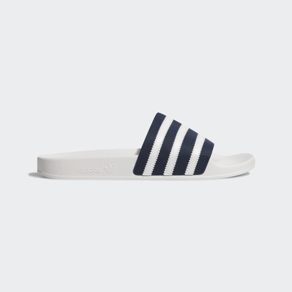 f1add105b0024b adidas Adilette Slides - Black