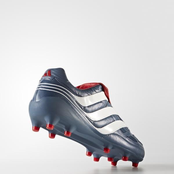 9537f9049223c adidas Predator Precision Firm Ground Cleats - Blue