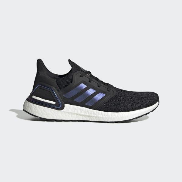 Adidas Ultraboost X Løpesko Dame Svart Hvite Grå