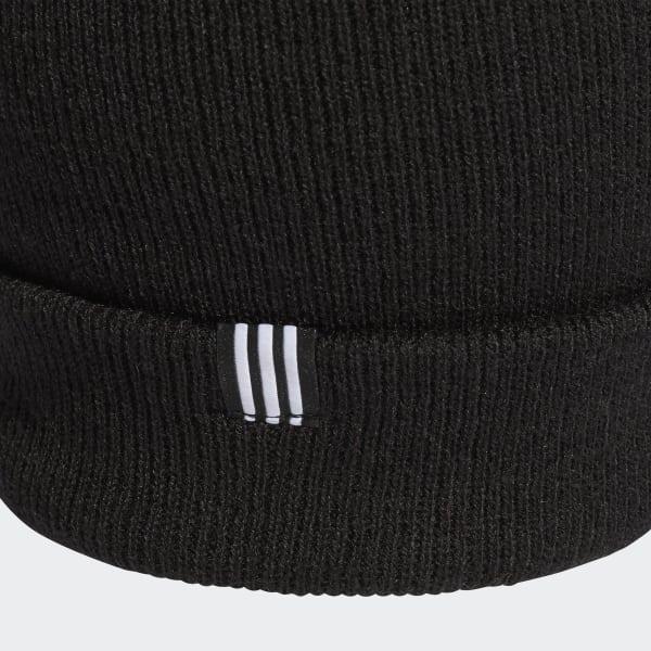 adidas Trefoil Beanie - Black  0962163a241c
