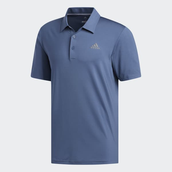 ae24f3505c1cf adidas Playera Polo Ultimate 365 Solid - Azul