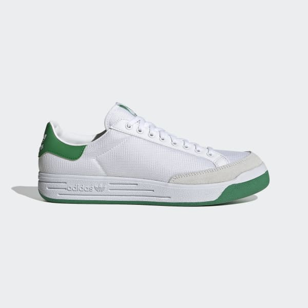 BERMAD coccolare Pera  adidas Rod Laver Shoes - White | adidas US