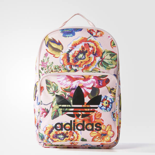 adidas Floralita Classic Backpack - Multicolor  a1bea380b7868