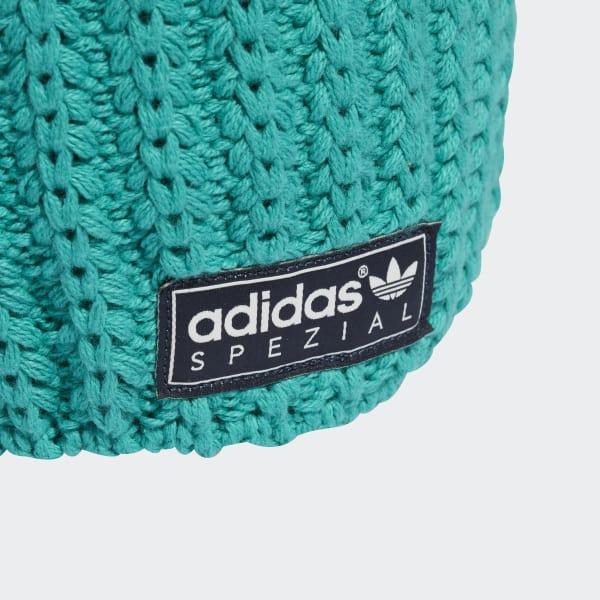 2e6ffb92 adidas Mod Trefoil Beanie - Blue   adidas US
