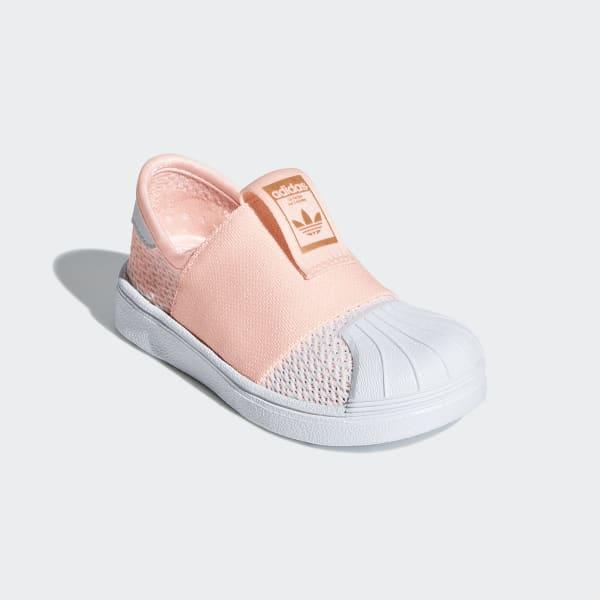 reflujo alcanzar transacción  Zapatillas Superstar 360 Summer (UNISEX) - Rosado adidas | adidas Chile