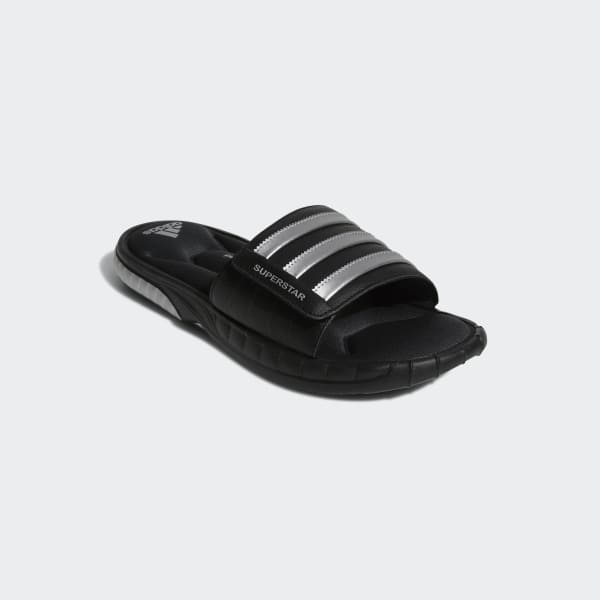 b9f37040bcabca adidas Superstar 3G Slides - Black