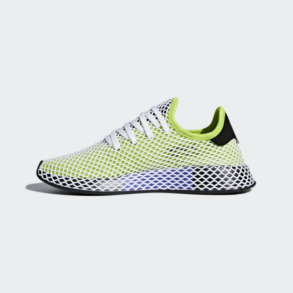 brand new 76e1c 6a73e adidas Deerupt Runner Shoes - Green  adidas Canada