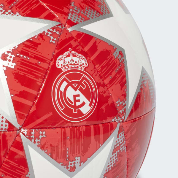Bola Finale 18 Real Madrid Capitano - Branco adidas  f5280ef48e56b