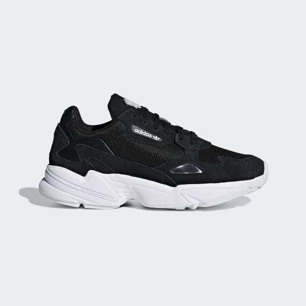 finest selection 286ab c1e61 adidas Falcon Shoes - Black   adidas UK
