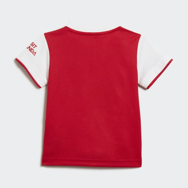 brand new 82400 885f6 adidas Arsenal Home Baby Kit - Red | adidas UK