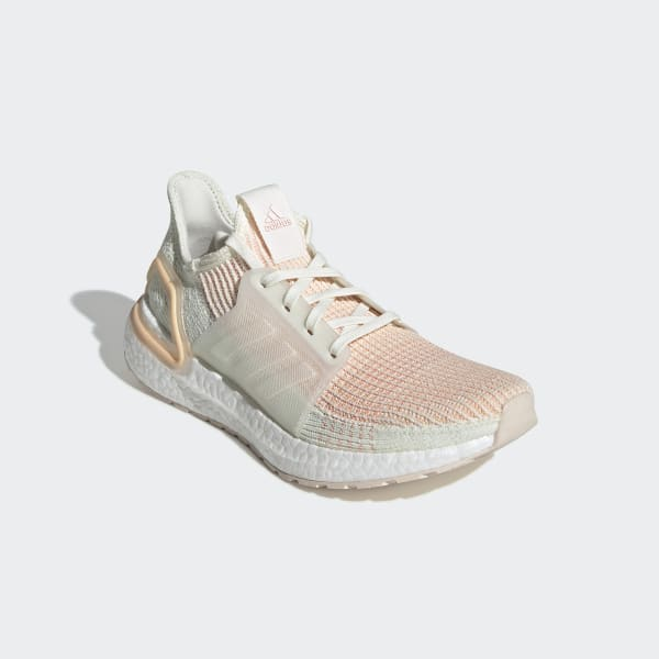 Adidas Ultraboost 19 Shoes White Adidas Uk