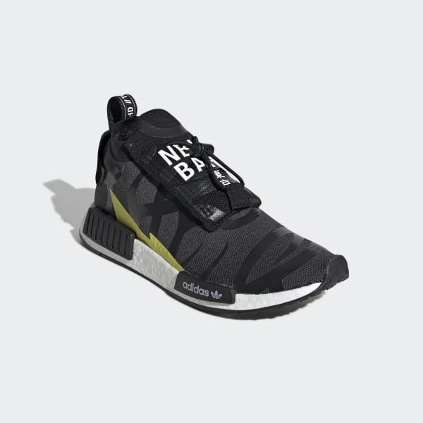 NEIGHBORHOOD BAPE NMD Stealth Schuh