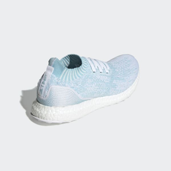 adidas Ultraboost Uncaged Parley Shoes - Blue  fc37c7f02