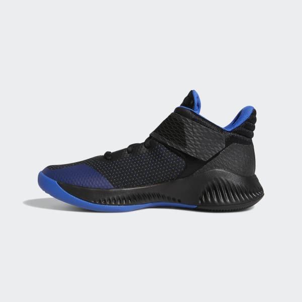 separation shoes c7be3 7fe53 adidas Explosive Bounce 2018 Shoes - Black  adidas New Zeala