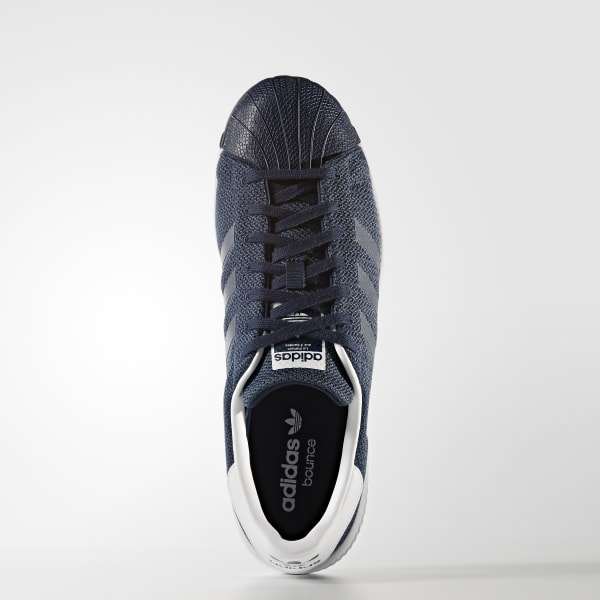 the latest 0c190 78438 Superstar Bounce Shoes - Blu adidas   adidas Italia