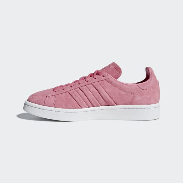 newest 14ca2 838fc adidas Campus Stitch and Turn Shoes - Pink  adidas US