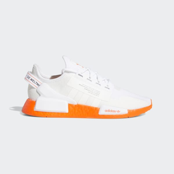 Adidas Nmd R1 V2 Shoes White Adidas Us