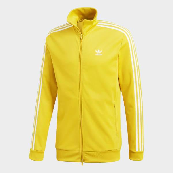 8c480c1bcad2 adidas BB Originals Jacke - gelb   adidas Deutschland