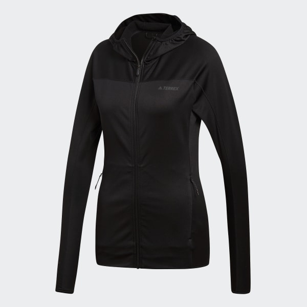 Adidas Hommes Tracerocker Veste Polaire À Capuche Sport Top