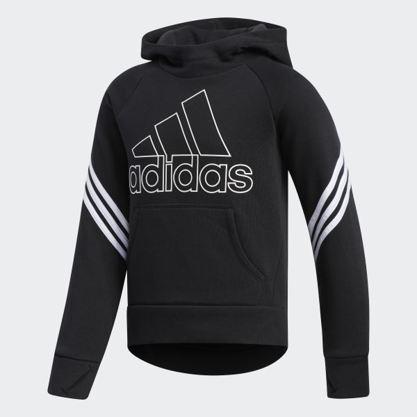 adidas Girls Pullover Sweatshirt
