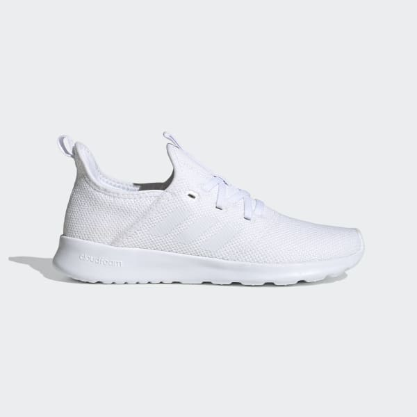 holiday gift guide for her; adidas cloudfoam shoes