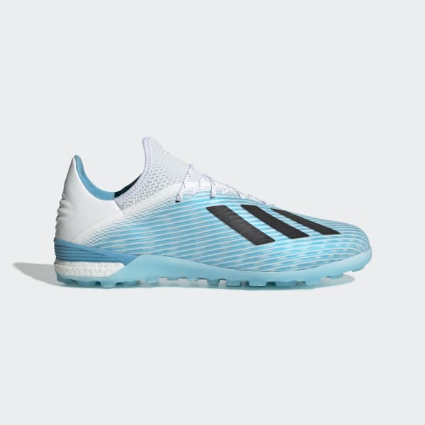 X 19.1 Turf Shoes by Adidas