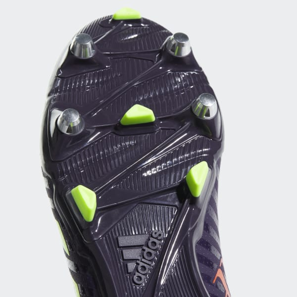 brand new 3afe5 9286c adidas Malice Soft Ground Rugbyskor - Orange  adidas Sweden
