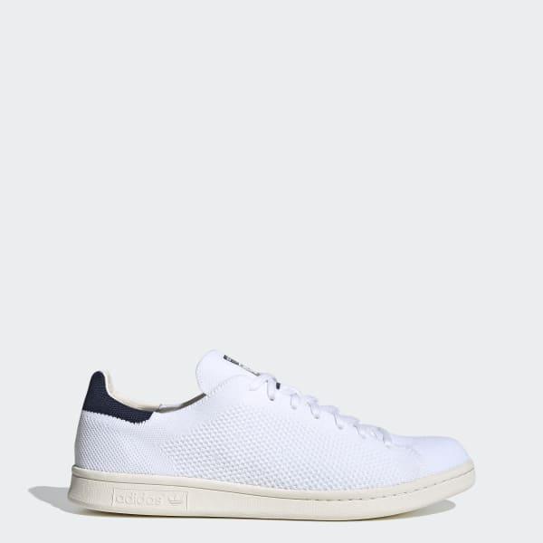 ec01c2981bf adidas Men s Stan Smith OG Primeknit Shoes - White