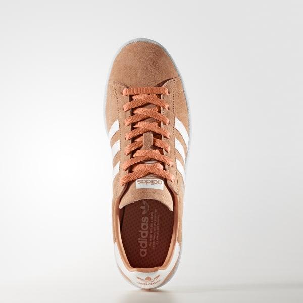 6f74f21394 Tênis Campus - Laranja adidas