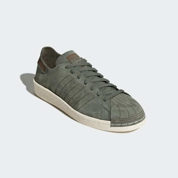 competitive price 1e6ee 3812f adidas Superstar 80s Decon Shoes - Green | adidas Finland