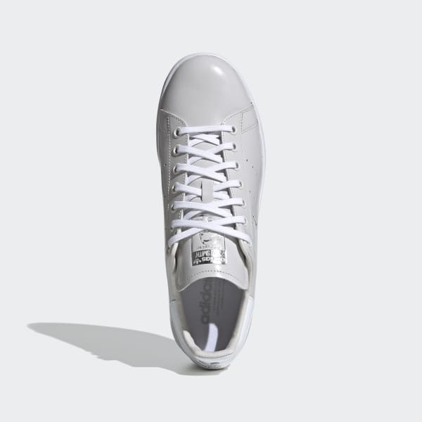 Stan Smith Grey, Cloud White and Silver