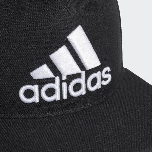 adidas Women's Black Strapback Hat