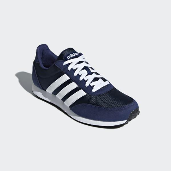 Colibrí Recepción Extensamente  adidas V Racer 2.0 Shoes - Blue | adidas Turkey