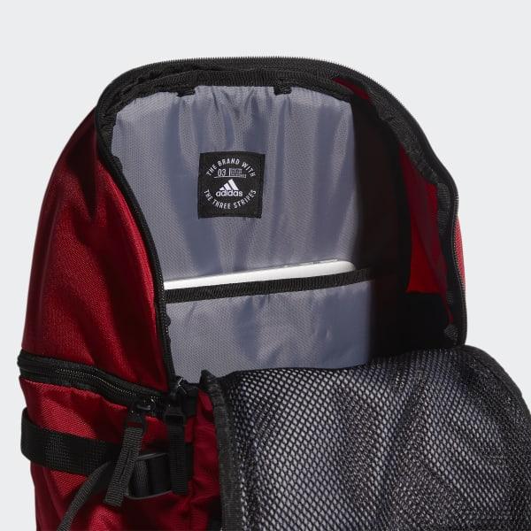 6260244e8681 adidas Creator 365 Backpack - Red