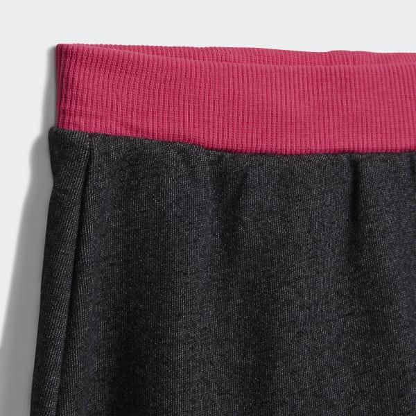 c1d32795a7abf5 adidas Basketball French Terry Jogginganzug - Pink