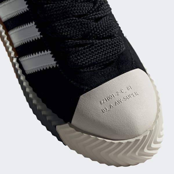 detailed look 7b8dc 04af9 adidas Originals by AW Skate Super Shoes - Black  adidas US